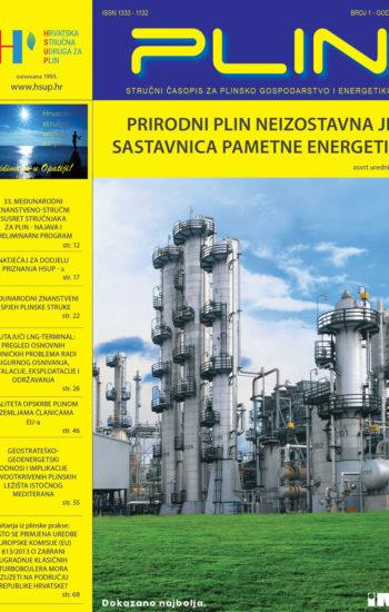 vanjska stranica časopis Plin br 1 2018