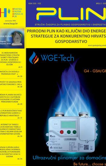 Vanjska stranica casopis Plin br 2 2018